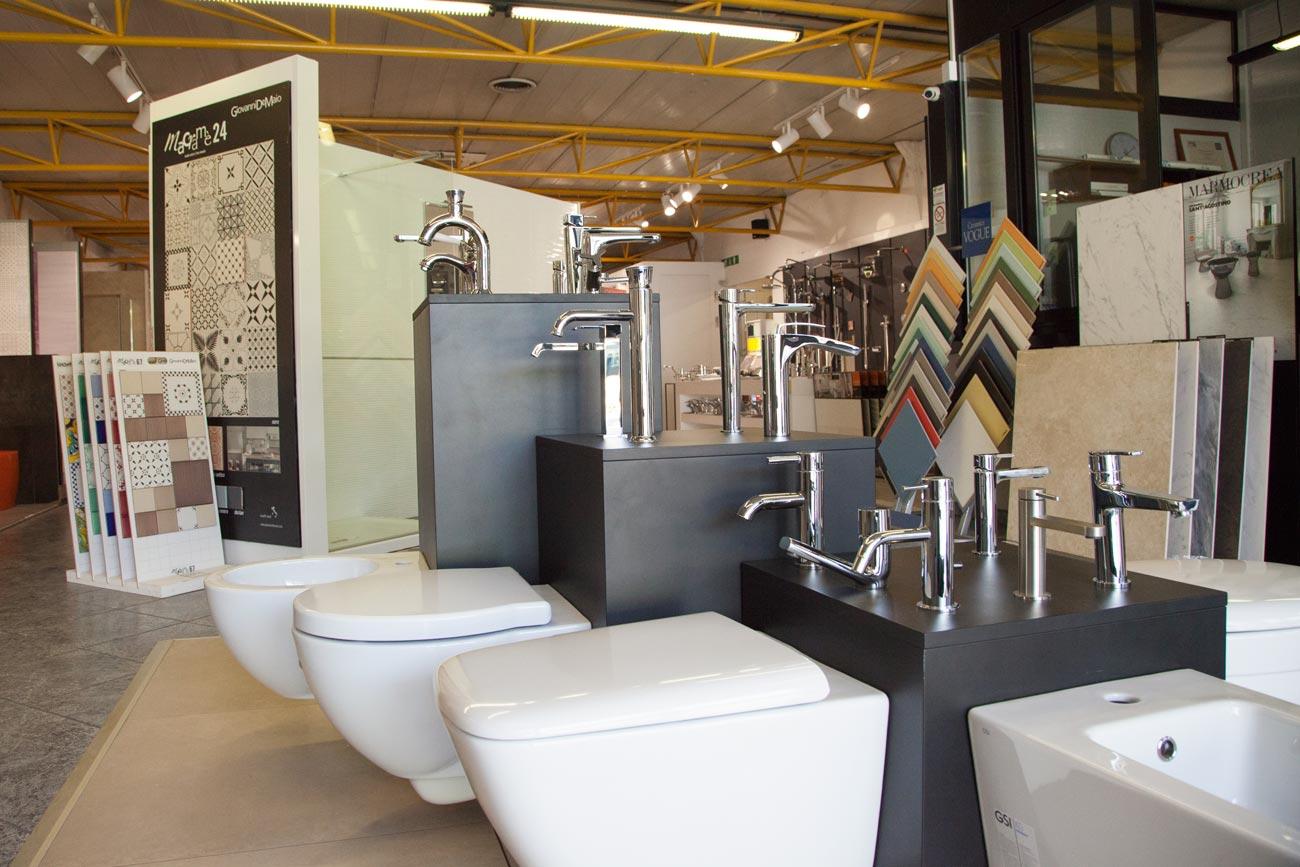 Criver Ceramiche Showroom
