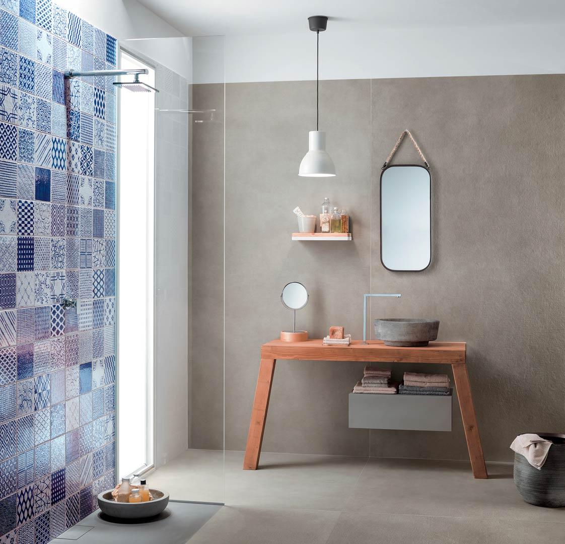 Hmade mirage criver ceramiche - Cementina bagno ...