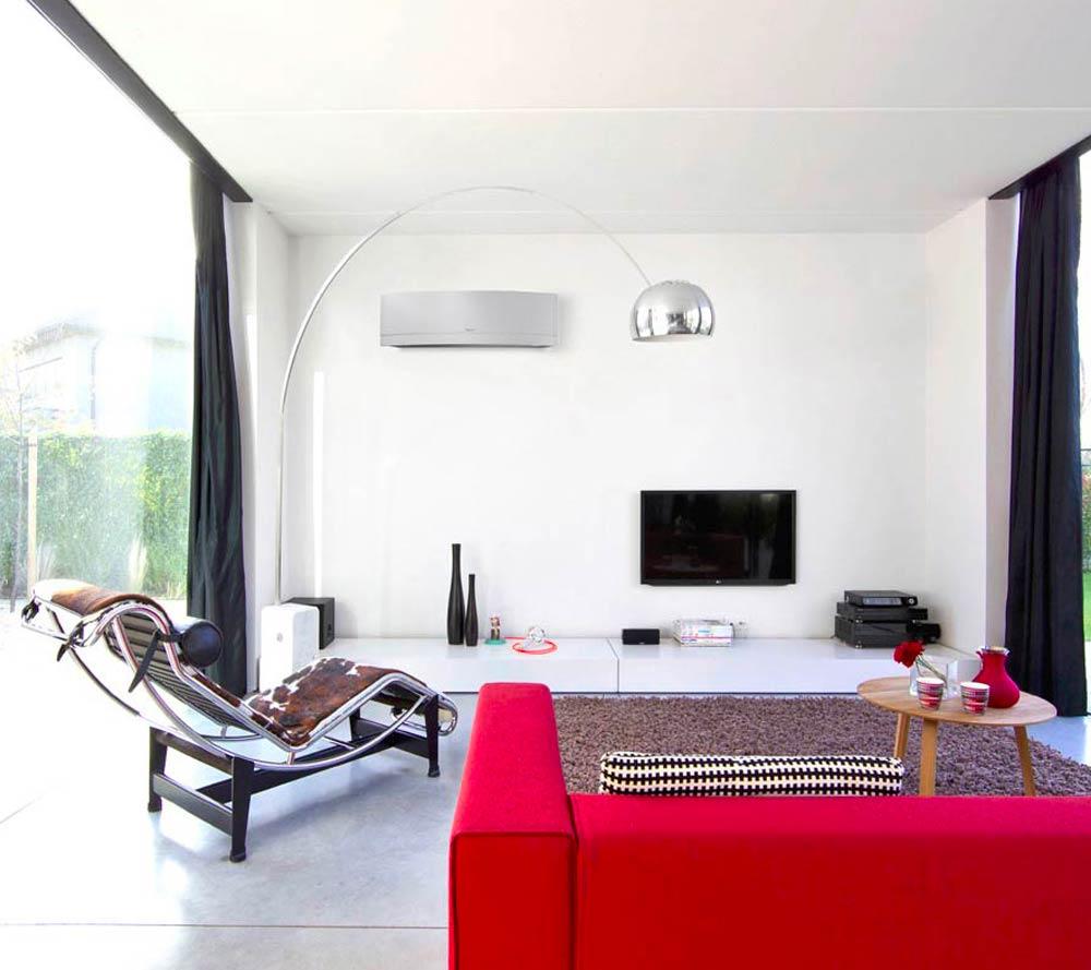 Daikin - Climatizzazione casa