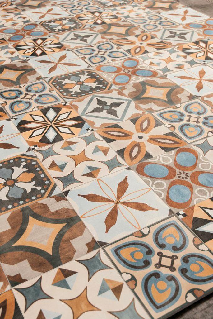 Ceramica Sant'Agostino - PATCHWORK COLORS