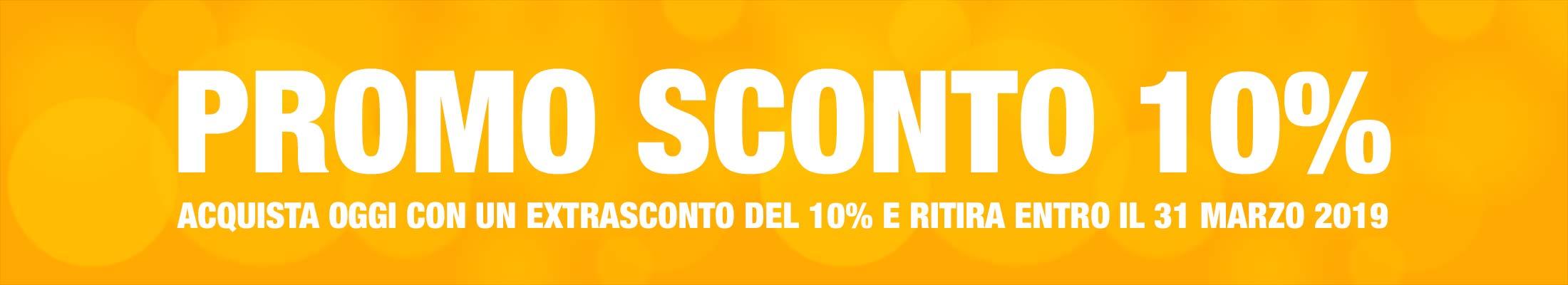 Extra Scontoo 10%