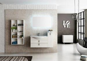 Mobile da bagno Milly - Progetto Idea Stella